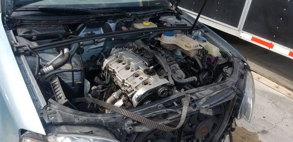 2005 Audi A4 quattro 2.0t for parts