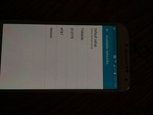 Samsung Galaxy s4 16 GB AT&T Factory Unlocked for Sale in Columbus, OH
