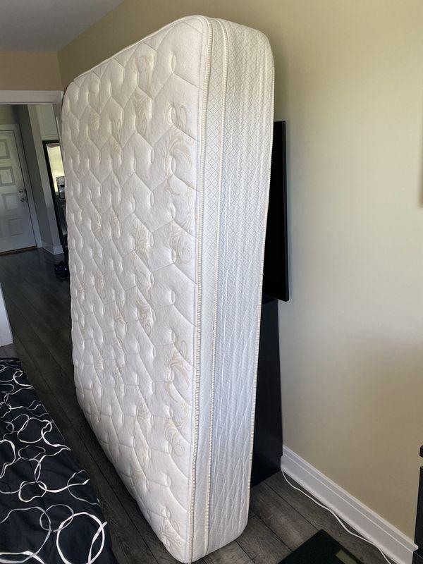 Serta queen mattress