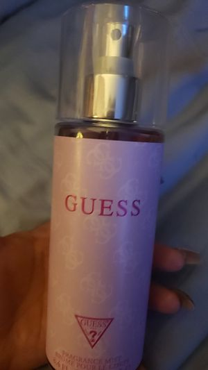 Guess fragrance mist for Sale in Tucson, AZ