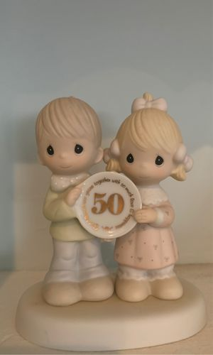 Precious moments 50th anniversary for Sale in Chandler, AZ