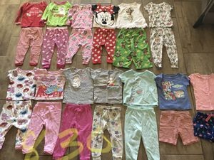 Pajama set baby girl 18 months 23 set(46 pcs) $45 for Sale in Queen Creek, AZ