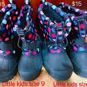 Kids Snow Boots for Sale in Cupertino, CA