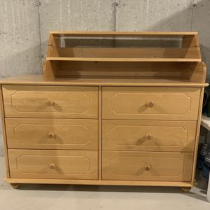 Dresser/Baby Changing Table for Sale in Boston, MA