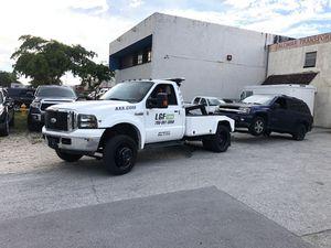 07 ford f450 . V10 gas . Runs and drive perfect for Sale in Miami, FL