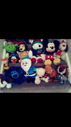 $25 for all teddy bears for Sale in Lithonia, GA