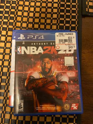 NBA 2k20 for Sale in National City, CA