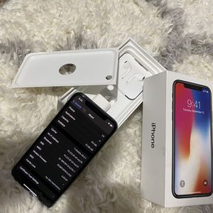 Apple iPhone X 64Gb Unlocked for Sale in Moreno Valley, CA