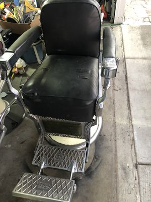 Koken barber chair for Sale in Walnut Creek, CA