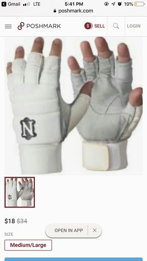 Neumann Vinyl Sport Gloves for Sale in Posen, IL