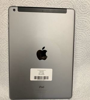 ipad AIR 1, 32 gb and unlocked for Sale in Somerville, MA