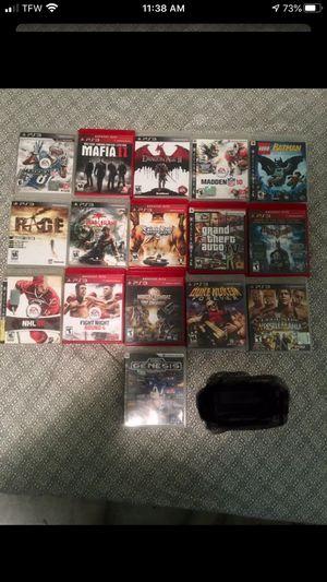16 PS3 Games bundle for Sale in Garfield, NJ