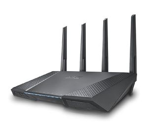 ASUS RT-AC87U AC2400 Dual Band Gigabit WiFi Router for Sale in Portland, OR