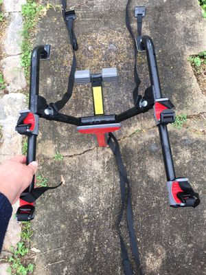 Trunk bicycle rack free for Sale in Conyers, GA