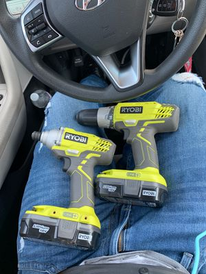 Ryobi power tools for Sale in Reynoldsburg, OH