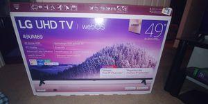 LG UHD TV for Sale in Phoenix, AZ