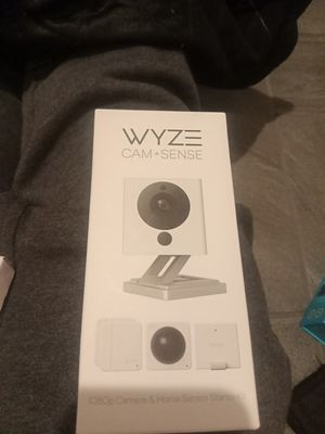 WYZE CAM+SENSE for Sale in Maplewood, MN