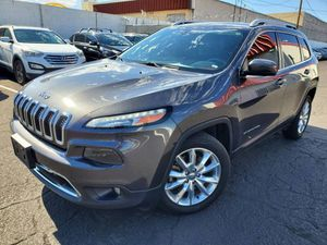 2015 Jeep Cherokee for Sale in Las Vegas, NV