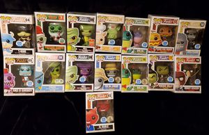 Spastik / Fantastik Plastik funko pops !!!! for Sale in Phoenix, AZ