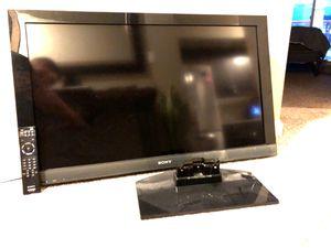 Sony 40 inch Bravia 1080p LCD TV for Sale in Ruston, WA