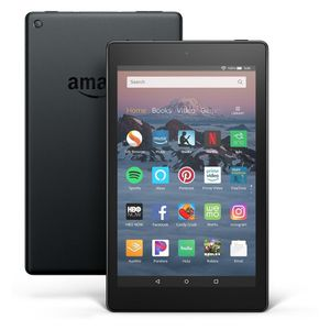 Kindle Fire 8 HD black for Sale in Gresham, OR