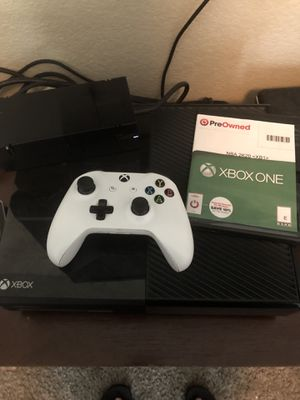 Xbox one for Sale in Seagoville, TX