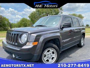 2016 Jeep Patriot for Sale in San Antonio, TX
