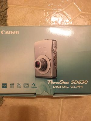 Canon digital camera for Sale in Pueblo West, CO