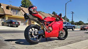 2005 Ducati 999 testastretta superbike for Sale in El Monte, CA