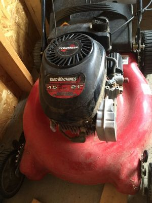 Tecumseh, yard machines, push mower for Sale in Dacula, GA