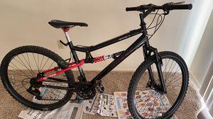26in Black Widow Huffy Mountain Bike for Sale in Abilene, TX