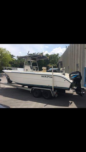 2004 Seafox 257 Center Console Boat for Sale in Pompano Beach, FL