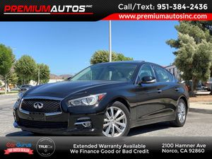 2015 Infiniti Q50 for Sale in Norco, CA