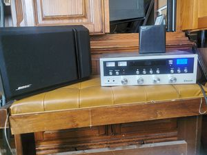 Innovative technology Bluetooth stereo w/ bose speaker for Sale in Herculaneum, MO