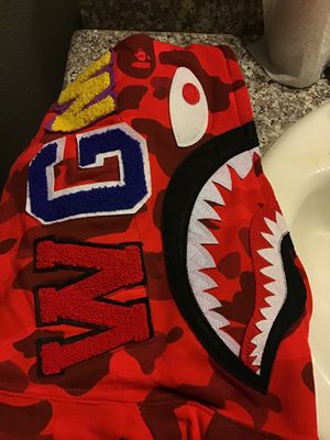Bape jackets 80$ each for Sale in North Las Vegas, NV