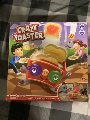 NEW Crazy Toaster kids game for Sale in Fullerton, CA