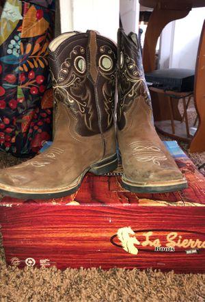 Girl boots for Sale in Visalia, CA
