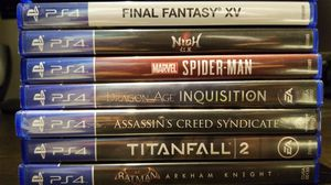 PS4 GAMES for Sale in Seattle, WA