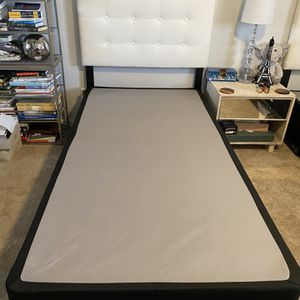 (2) Bed Frames, Box Springs, and Headboards for Sale in Chula Vista, CA