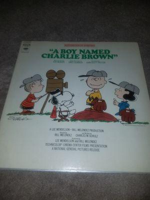 Charlie Brown Vinyl for Sale in Stockton, CA