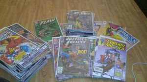 60 comic books.. Christmas present for Sale in Los Angeles, CA