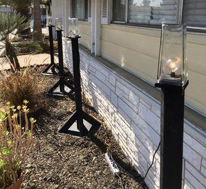 Post light for Sale in Fresno, CA