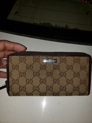 Gucci Wallet Purse Guccissima Pattern for Sale in Houston, TX