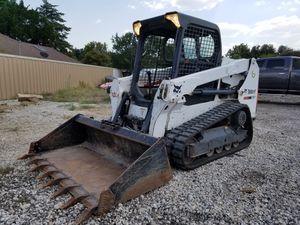 2015 Bobcat T550 Skidsteer Track Loader, 66 HP, 2146 Hours for Sale in Ferris, TX