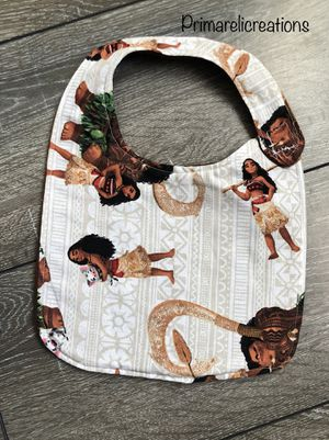 Moana bib for Sale in Bakersfield, CA