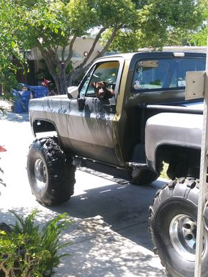 1978 GMC Stepside $7,500 O.B.O for Sale in NEW PRT RCHY, FL