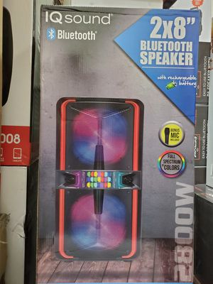 BEAUTIFUL DISCO DANCING LIGHTS IN MIDDLE. RECHARGEABLE BATTERY for Sale in Los Angeles, CA