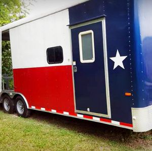 2014. 24 ft trailer for Sale in Houston, TX