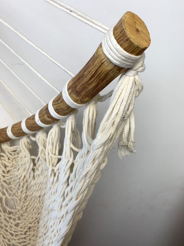 Macrame Wood Brand Hammock Hanging Chair