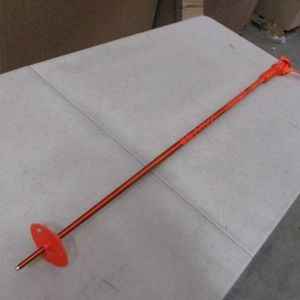 One Ski Pole, single, red, new for Sale in Atwater, CA